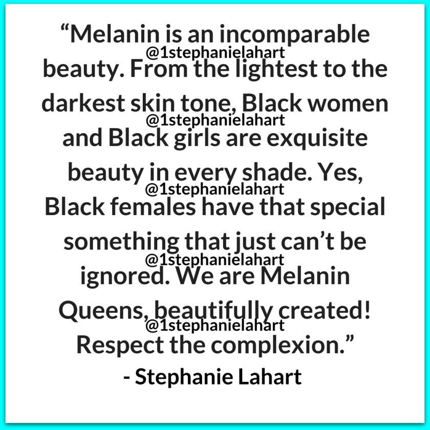 Melanin Quotes New Melanin Quotes Black Girls And Black Women  Black Female
